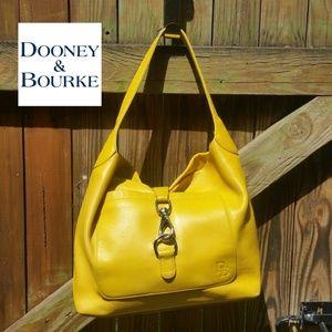 Dooney Bourke - Lock Sac. - Yellow AnnaLisa
